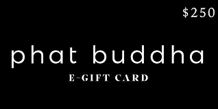 Phat Buddha $250 Gift Certificate for Activewear