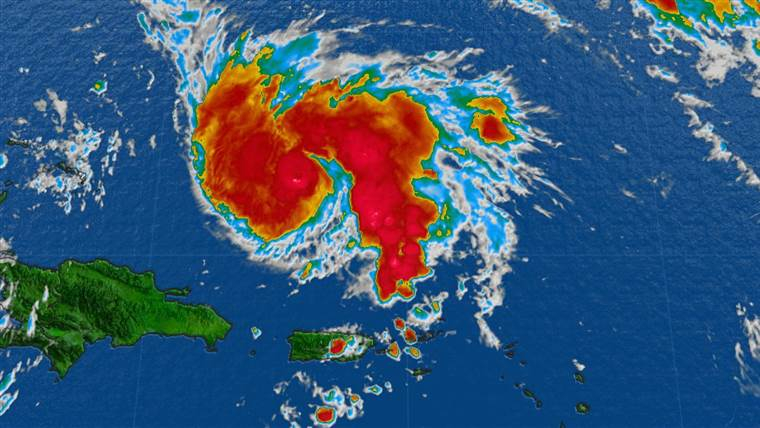 Hurricane Dorian Updates