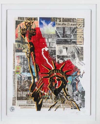 Peter Tunney's Liberty, 2019