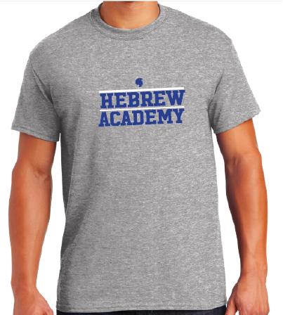Adult Sport Grey HA T-Shirt