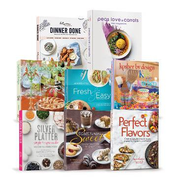 ArtScroll for the Kitchen Epic 8 Book Collection