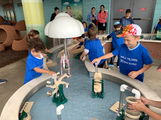 Pre-K Takes a Trip to the Frost Museum of Science
