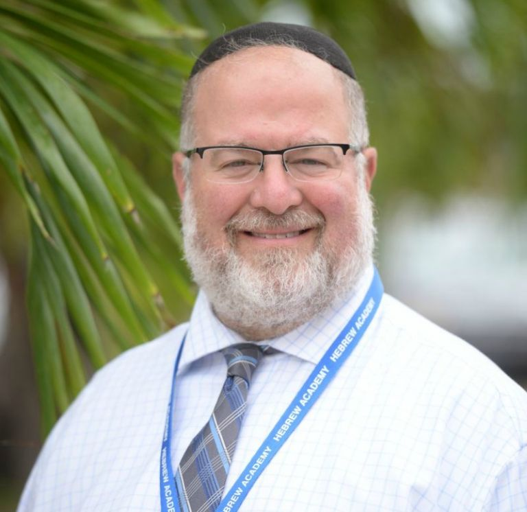 From the Desk of Rabbi Zvi Kahn, Head of School