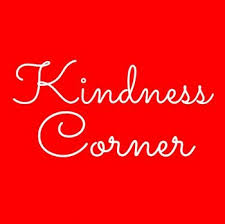 Welcome to the Elementary School Kindness Corner!