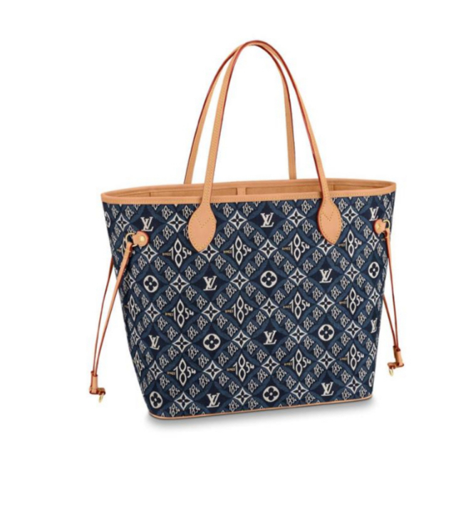Louis Vuitton Classic Neverfull MM Tote