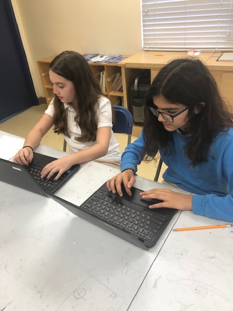 Typing, Personalized, and Blended Learning  in Ivrit in Grades 3, 4 and 5