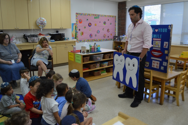 Early Childhood Learns All About Oral Health