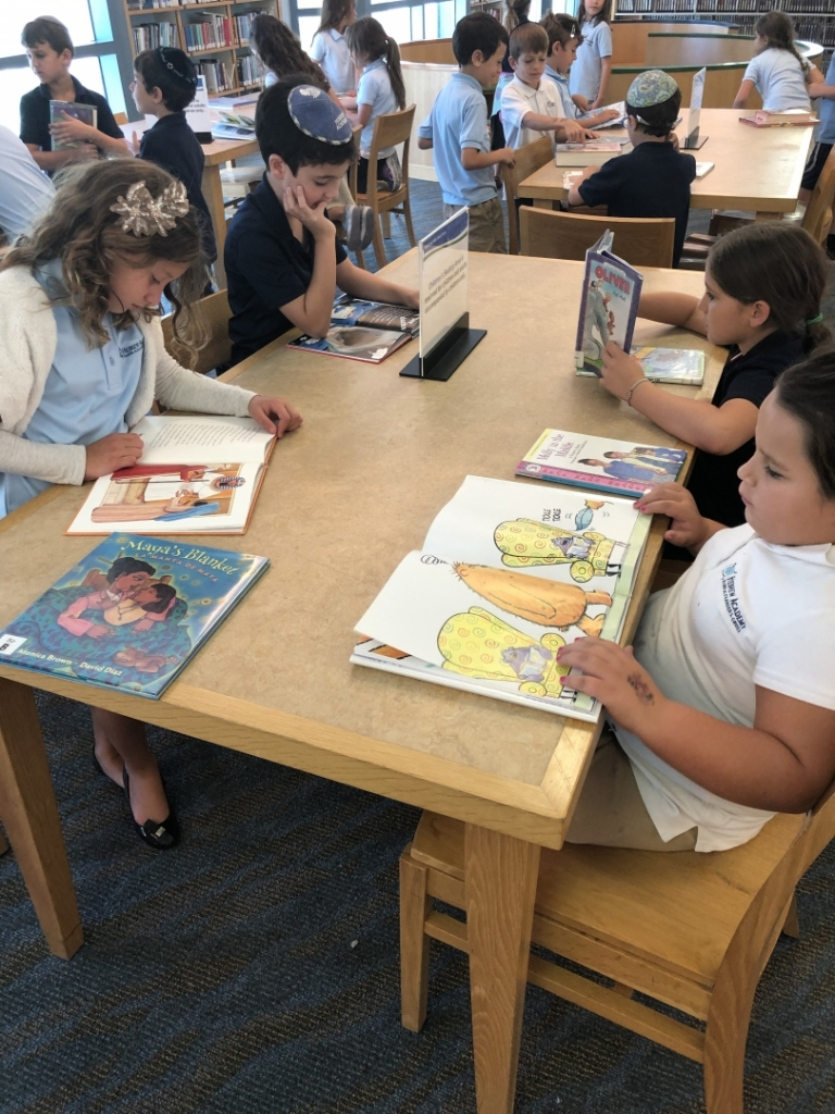 First Grade Visits Miami Beach Library