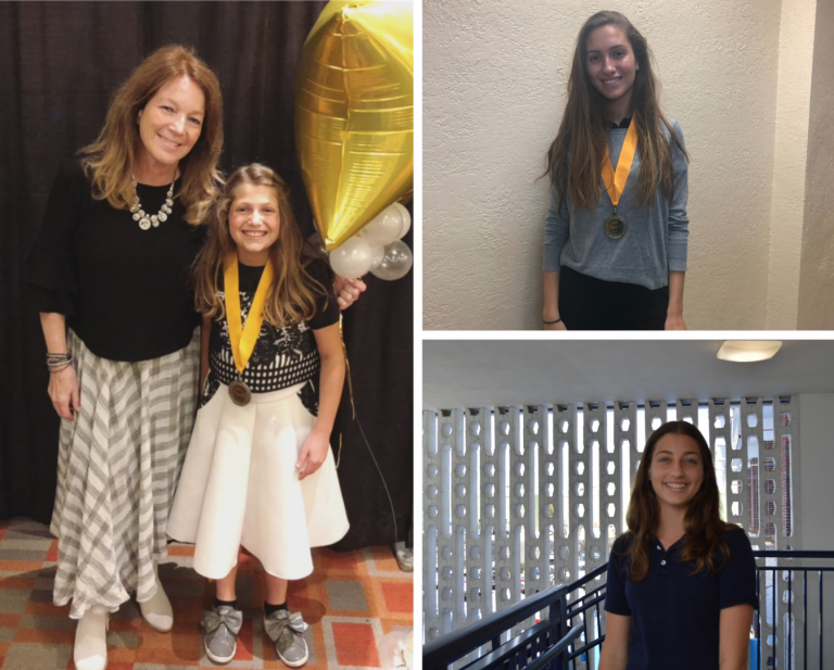 "Three Outstanding Warriors Honored as ""Star Students"" at the 27th Annual Independent Schools of South Florida Luncheon"