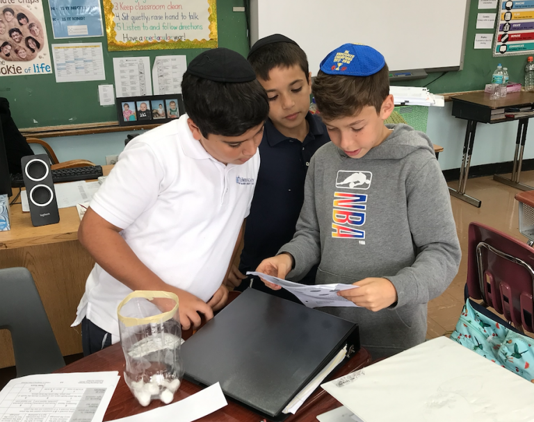 Fifth Grade Explores Package Engineering