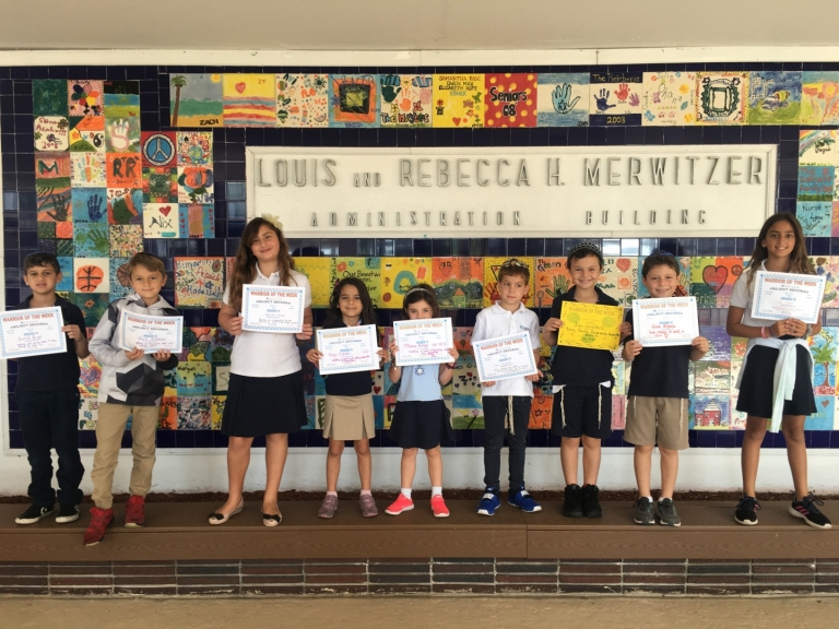 Warriors of the Week: May 6-10, 2019